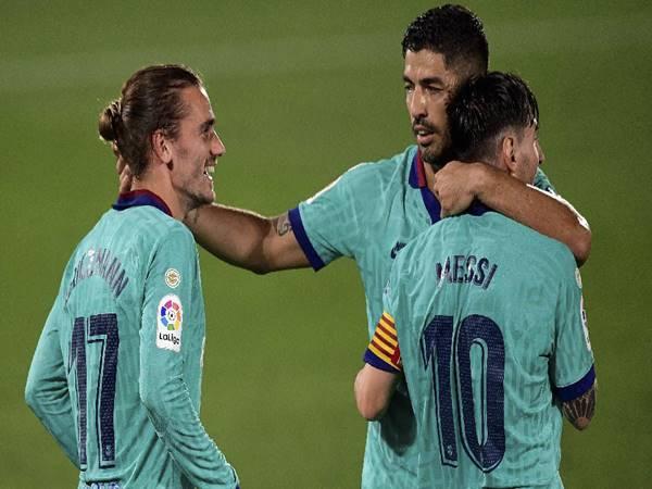 Barca có thể giành được La Liga
