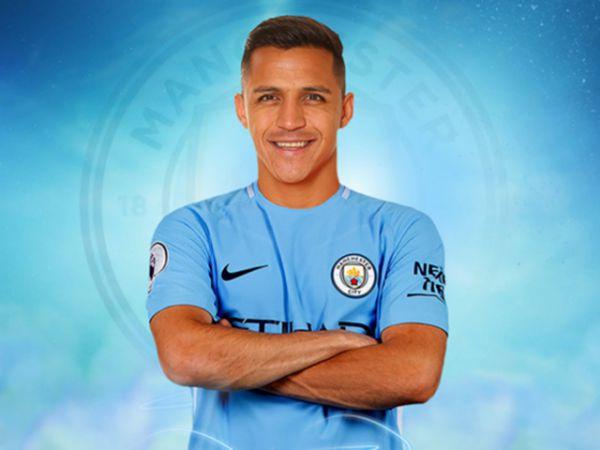 Man City muốn mua Alexis Sanchez