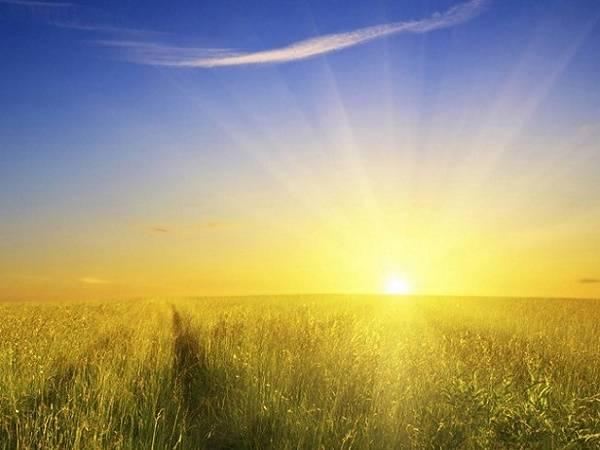 Nằm mơ thấy nắng có điềm báo gì tốt hay xấu