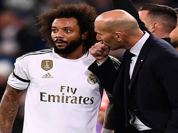 Bóng đá QT ngày 13/5: Marcelo mâu thuẫn với HLV Zidane