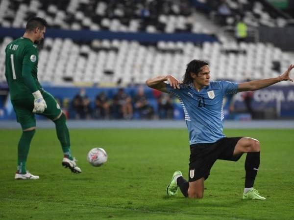 Tổng hợp bóng đá QT 29/6: Cavani giúp Uruguay giành ngôi nhì bảng A