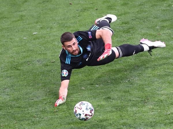 Bóng đá quốc tế 3/7: Thủ môn Tây Ban Nha tự tin sẽ vô địch Euro 2020