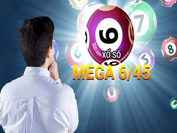 Xổ số Vietlott Mega 6/45 là gì?