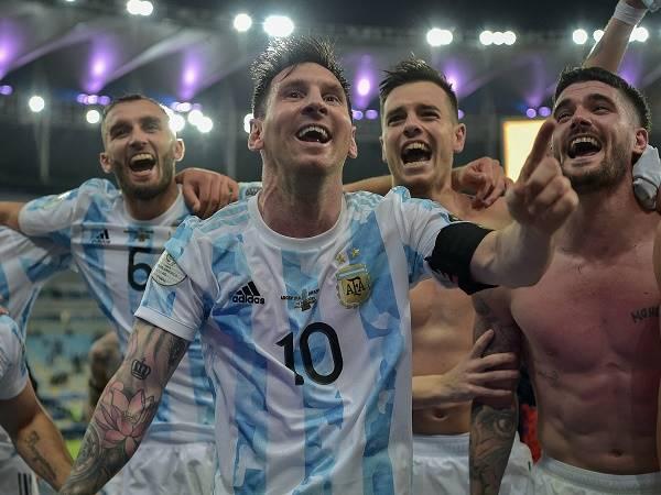 Giải đấu Copa America là gì? Copa America mấy năm tổ chức 1 lần?