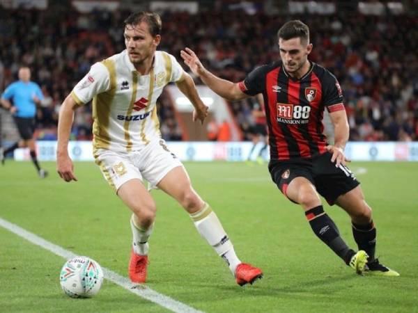 Dự đoán Milton Keynes vs Bournemouth, 21h ngày 31/7