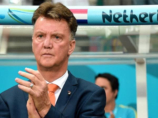 Louis Van Gaal đội huấn luyện trong sự nghiệp làm HLV