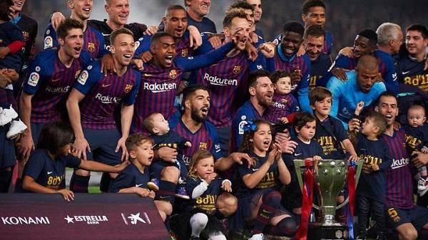 Barca vô địch cúp C1 mấy lần